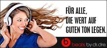 Besuchen Sie den Beats Markenshop