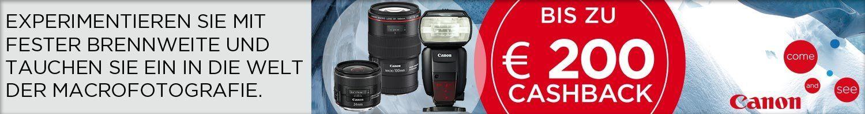 Canon Zubehöraktion 2016