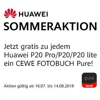 Huawei Sommeraktion