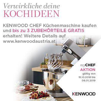 Kenwood myCHEF Aktion