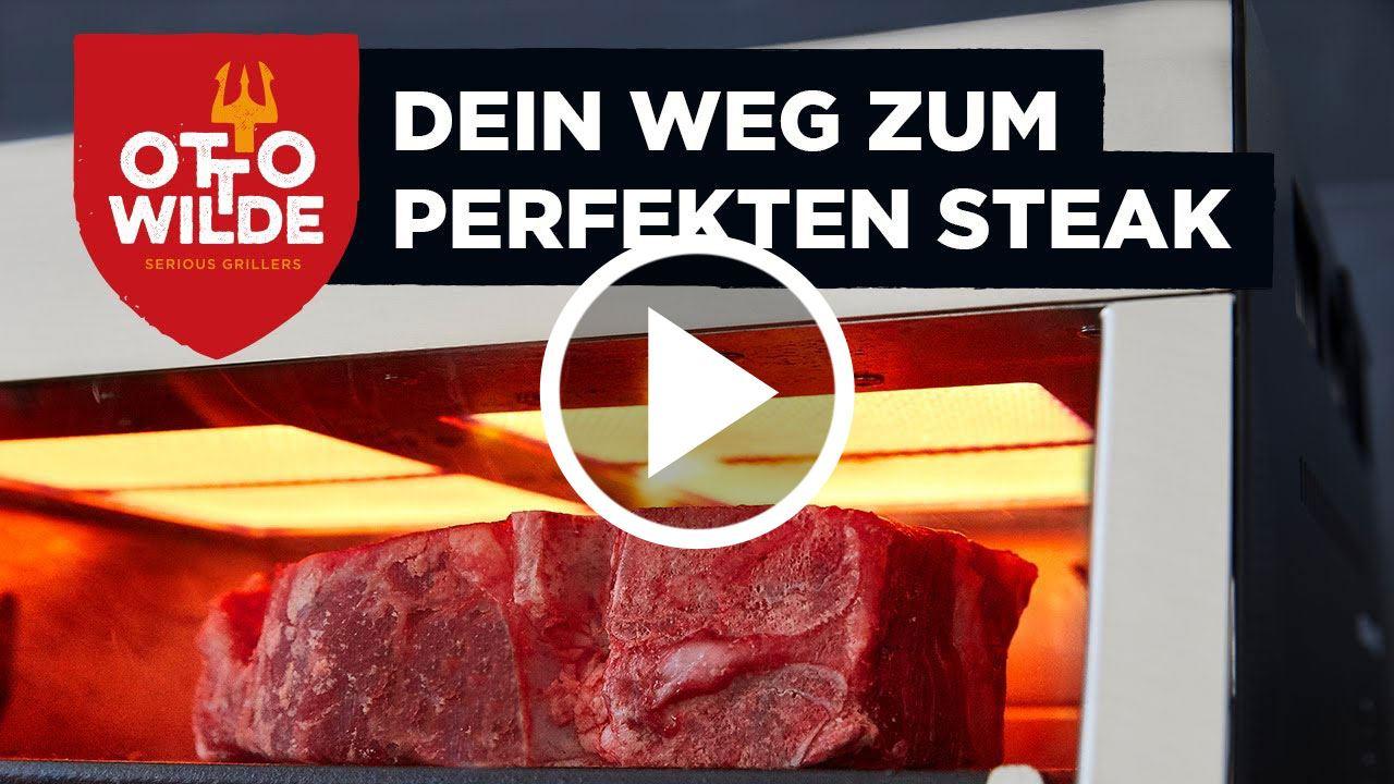 Ottos O.F.B. - Dein Weg zum perfekten Steak