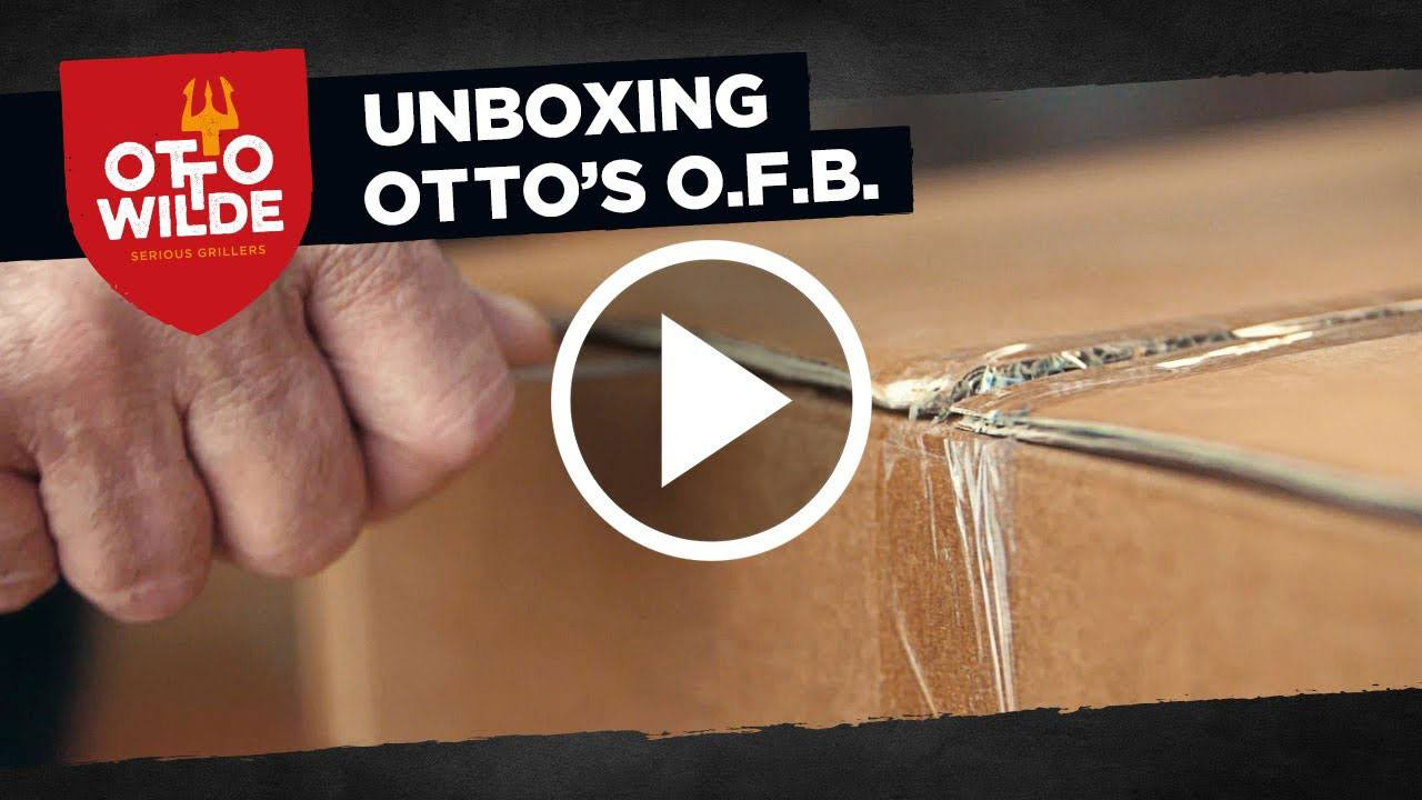 Unboxing Otto's O.F.B.