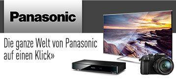 Besuchen Sie den Panasonic Markenshop