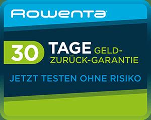 Rowenta Plus 3 Garantie