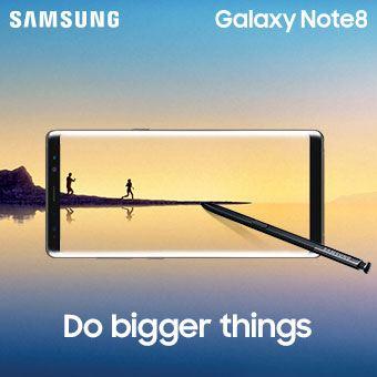 Das neue Samsung Galaxy Note8