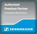 Autorisierter Sennheiser Premium Partner Consumer Electronics