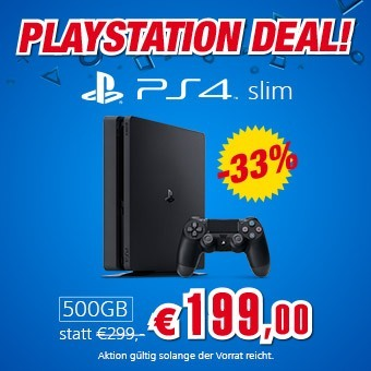 Playstation Deal