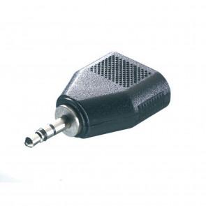 VIVANCO Y-Adapter Klinke, stereo