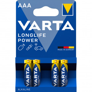 VARTA High Energy 4xAAA