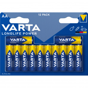 VARTA High Energy 12xAA