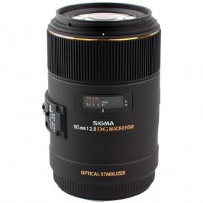 Sigma 105/2,8 EX DG OS HSM MACRO Canon