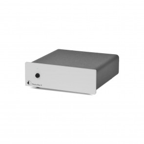 PROJECT PHONO-BOX-S DC-silber