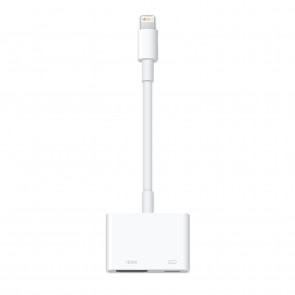 Apple Lightning Digital AV Adapter MD826