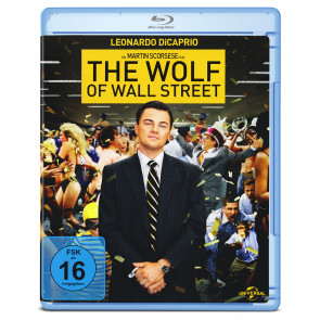 The Wolf of Wall Street - Blu-ray