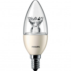 Philips LEDcandle B35 3,5-25W 827 E14