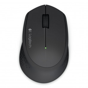Logitech M280 USB Wireless Mouse schwarz