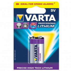 VARTA Lithium 9V Batterie