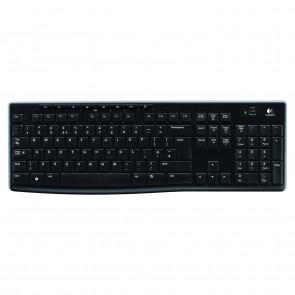 Logitech Wireless Keyboard K270 DE