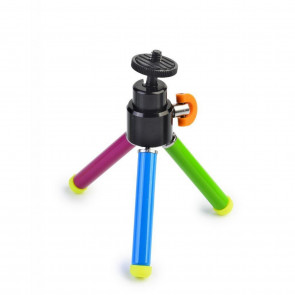 Polaroid Color Heavy Duty Mini Tripod