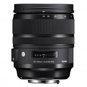 Sigma Art 24-70mm 2.8 DG OS HSM Canon