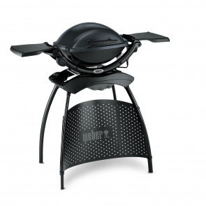 Weber Q1400 Elektrogriller, Dark Grey