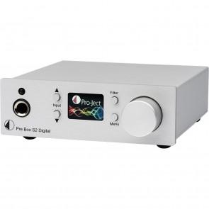 PROJECT PRE-BOX-S2 DIGITAL SILVER UNI
