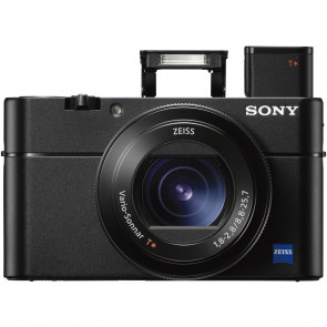 Sony DSC-RX100M5A schwarz