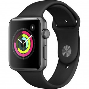 Apple Watch Series 3 GPS 42mm grau
