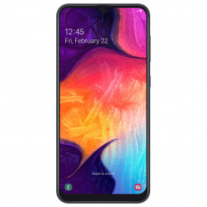 Samsung Galaxy A50 black 128GB Dual-SIM