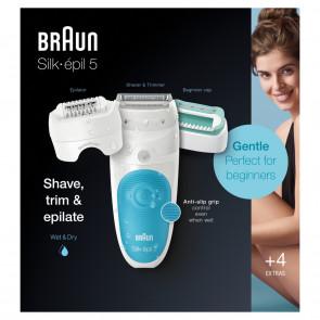 Braun Silk-épil 5-610 SensoSmartTM