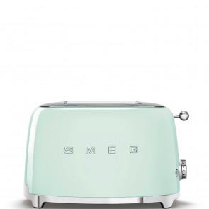 SMEG TSF01PGEU 2-Schlitz-Toaster Kompakt
