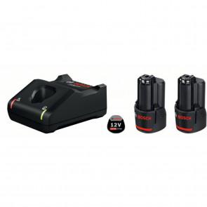 Bosch Starter Set 12V, 2.0Ah
