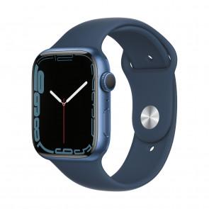 Apple Watch Series 7 GPS 45mm Blau