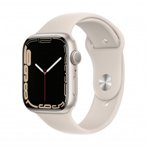 Apple Watch Series 7 GPS 45mm Polarstern