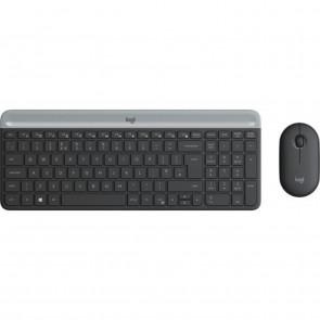 Logitech MK470 Slim Wireless USB DE